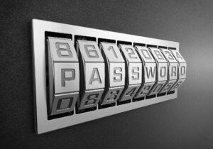 GAIDO : le casse tête du choix du mot de passe