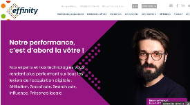 Gaïdo, exemple de création de site web vitrine